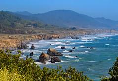 Mendocino, California, July 2018 (Northwest Lovers) Tags: california highway1 mendocino