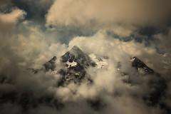 back from the summit (potosi6088m) Tags: europe berge landschaft gipfel mountains gipfelgrat oben gletscher gletschertour bergtour wanderung bergwanderung ferien reisen natur landscape wolken clouds trekking alpen alps ötztaleralpen