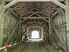 SIH360 Sennweid Covered Wooden Bridge over the Sihl River, Hirzel ZH - Neuheim ZG, Switzerland (jag9889) Tags: 2018 20180711 bach bridge bridges bruecke brücke ch cantonzug cantonzurich cantonofzug cantonofzurich coveredbridge crossing europe fluss footbridge fussgängerbrücke gkz577 helvetia hirzel holzbrücke horgen indoor infrastructure kantonzug kantonzürich limmattributary neuheim pedestrianbridge pont ponte puente punt river road roadbridge schweiz sihl span strassenbrücke stream structure suisse suiza suizra svizzera swiss switzerland tree wasser water waterway woodenbridge zg zh zug zürich jag9889
