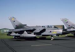 Royal Air Force (RAF) Tornado GR.4 ZA410 (nzav8a) Tags: za410 raf gr4 tornado kodachrome marham