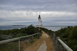 A walk to the lighthouse.