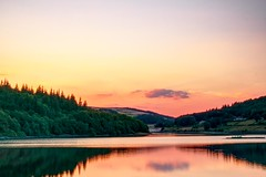Golden hour at Ladybower (John Hill Millar) Tags: ladybower reservoir derbyshire peaks peak district panasonic lumix gx80 gx85 gx 1232mm 16mm f16