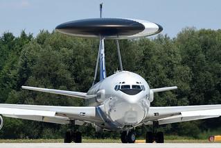 Luxembourg - NATO | Boeing E-3A Sentry (707-300) | LX-N90450 | ETSI/IGS | 2018-07-19 | cn 22845