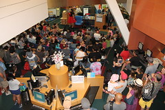 Drag Queen Storytime: Over the Rainbow (San José Public Library) Tags: sjpl storytime lgbtstorytime lgbtqia lgbt sanjosepubliclibrary sanjose sanjoselgbt siliconvalleypride sj