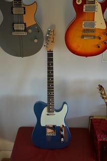 2018 Fender American Special Telecaster LPB