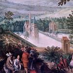 IMG_0103BA Pieter Snayers. 1592-1666 Anvers et Bruxelles Les Quatre Saisons. Le Printemps The four Seasons. Spring Tours Musée des Beaux Arts. Elève de Sébastien Vrancx Student of Sébastien Vrancx thumbnail
