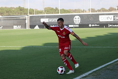 Valencia Mestalla - Nàstic (amistós)