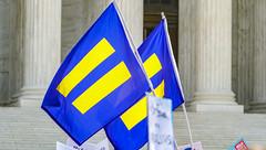 2018.06.26 Muslim Ban Decision Day, Supreme Court, Washington, DC USA 04033
