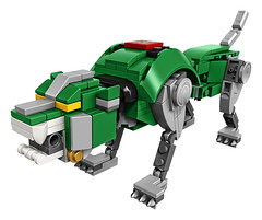 21311 Voltron Green Sitting