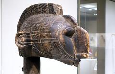 D'mba mask (Baga peoples, Guinea)