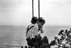 Renee & Ben's Wedding (nateabrown) Tags: blackandwhite 35mm ilford delta grain california wedding 400iso