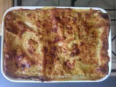 Lasagne al pesto (Claudio e Lucia Images around the world) Tags: lasagne pesto italianfood home food wife wifecooking homefood