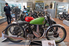 20160627-10-38-28-ILCE-7RM2-FE 24-70mm F2.8 GM (eggry) Tags: europe unitedkingdomg england weybridge brooklands brooklandsmuseum motorbike