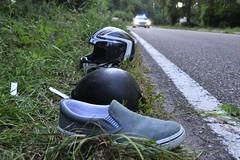 Wilferdingen - Motorradunfall - 30.06.2018 (GoldstadtTV) Tags: motorradunfall