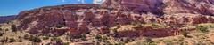 Paria Puppets panorama (Chief Bwana) Tags: az arizona vermilioncliffs pariaplateau sandhills pariacanyon pariapuppets thewave whitepocket panorama discovery navajosandstone psa104