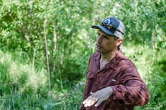 Taos Youth Conservation Corps Project, July 6, 2018