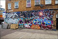 Verso / Phern / Wendy / Time / Make / Ceas / Hotdog (Alex Ellison) Tags: wendy phern verso time make ceas ghz yrp add ac hotdog veg southlondon urban graffiti graff boobs