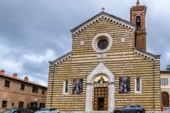 Montepulciano (bonacherajf) Tags: italia italie valdorcia toscane tuscany église montepulciano
