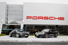 Porsche 911 Carrera & 911 Turbo (Jeferson Felix D.) Tags: porsche 911 carrera 993 porsche911carrera993 porsche911carrera porsche911 porsche993 turbo 997 porsche911turbo997 porsche911turbo porsche997