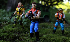 The Renegades (scarrviper) Tags: mercer taurus reddog renegades gijoe