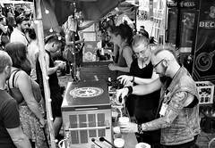 Suppe und Mucke 2018 (w.friedler) Tags: flensburgerpilsner punk bier beer strasenfest streetparty