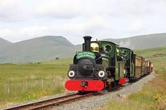 IMG_8720 (Chappers13) Tags: hunslet125 ffestiniog railway welsh highland steam locomotive narrow gauge gala