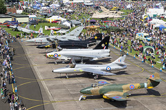 COLD WAR FIGHTERS (Peter Reoch) Tags: raf royalairforce cosford rafcosford royal air force show airshow aviation aircraft event 2018 centenary raf100 rafcosfordairshow museum rafmuseum cold war fighter jet coldwar fighterjets qra lineup static display quickreactionalert defence gloster meteor f940 glostermeteor hawker hunter t7 hawkerhunter english electric lightning englishelectriclightning blackmike phantom f4phantom f4kphantom phantomii bpag british f4 panavia tornado f3 panaviatornadof3 tornadof3 squadron gjdservices gjdaerotech gjd garyspoors