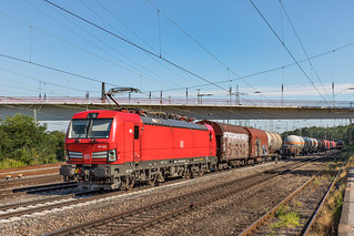 DBC 193 302 Duisburg-Entenfang