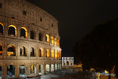 Arch of Constantine / Colosseum (gporada) Tags: sonya7ii ilce7m2 colosseo rome italy night longexposure archofconstantine triumpfbogen triumphalarch arcodicostantino