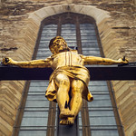 Crucifixion of Jesus, The Cathedral of Saints Peter and Paul, Brno, Czech Republic thumbnail