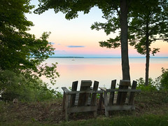 Bayfield Sunset-100 (Shannon_Lund) Tags: lakesuperior sailboat sunset peaceful calm dusk