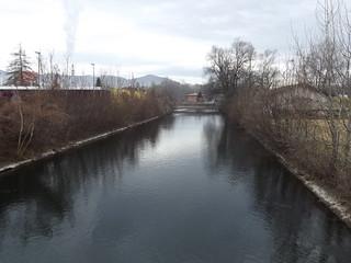 River Mur, Gratkorn, Austria