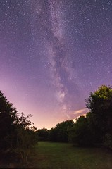 Milky Way over Anderby Creek (ross_crawford88) Tags: nighttime skies dark darksky england lincolnshire anderby astrophotography astronomy stars sky night longexposure milkyway