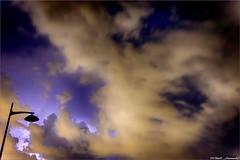orage silencieux (Fotomaniak 53) Tags: nuit cellule orageuse nuageux étoiles stars rose bleu fotomaniak53 bulb pose longue mayenne 53 été 2018 chaleur canon 550d eos raw groupenuagesetciel