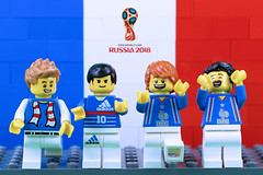 Zidane joined fans to cheer for the French Team at the FIFA World Cup finals (Lesgo LEGO Foto!) Tags: lego minifig minifigs minifigure minifigures collectible collectable legophotography omg toy toys legography fun love cute coolminifig collectibleminifigures collectableminifigure worldcup zidane frenchsoccerteam frenchnationalfootballteam frenchfootballteam frenchnationalsoccerteam team soccer football russiaworldcup worldcup2018russia zinedineyazidzidane zinedinezidane zizou soccerfans footballfans soccerfan footballfan fifa fifaworldcup frenchfootballfederation fédérationfrançaisedefootball fff france équipe de les bleus