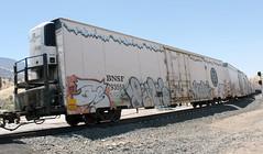 BNSF 793558 (chrisibbotson) Tags: railroad railfan usa chrisibbotson bnsf bnsfrailway reefer calienteca