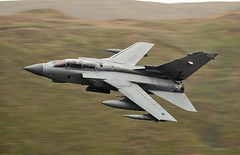 MONSTER (Dafydd RJ Phillips) Tags: tornado gr4 slow shutter motion loop mach raf force air royal marham