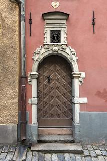 Stockholm Door