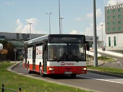 """MAN NL2x3, """"ITAKA"""" (transport131) Tags: bus autobus man nl2x3 itaka"""