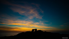 Grosnez Sunset 8 (mattatronics) Tags: sunset jersey nikon d3300 grosnez castle landscape night colour 1855 sun sea coast cliffs island ocean water skyporn