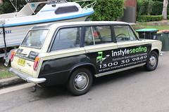 1969 Fiat 124 Wagon (jeremyg3030) Tags: 1969 fiat 124 wagon cars italian estate break