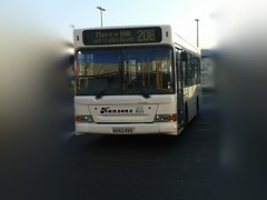 Hanson's Local Bus Company (Tilt-shift Edited) (jondoakley2013) Tags: national express coventry based mercedesbenz 0405n working pensnetts 297 merry hill gornal wood in 2013 hansons had hand full swb dennis pointers here is 208 bus station england uk united kingdom great britain city wmt twm nxwm nx newm ltd limited pte tfwm centro passanger transport executive nwm network west midlands for nxbus nxbuses samsung smartphone mobile phone photo buses tiltshift tilt shift oakley edit edited