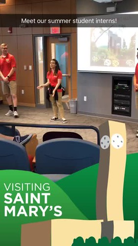 Video - summer student interns 2