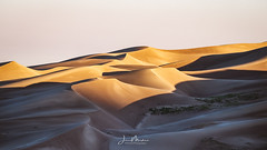 Sand Dune in the Sun (Wits End Photography) Tags: daybreak firstlight daylight sunup sunrise nationalpark colorado morning dawn sanddunes light