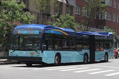 IMG_9345 (GojiMet86) Tags: mta nyc new york city bus buses 2017 lf60102 lfs lfsa 5458 m86 sbs select service madison avenue 86th street