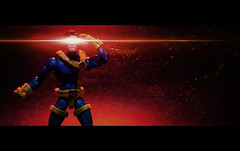 Marvel Legends: Cyclops - You Wouldn't Like Him When He's Angry (Toypixx) Tags: marvellegendscyclops marvellegends cyclops xmen uncannyxmen scottsummers 90s jimlee