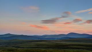 Upland Summer Twilight