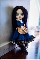Jaldet (moodydolls) Tags: pullip jaldet doll bambola mermaid sirena witch strega dress vestito apron grembiule tights calzamaglia steampunk alice americanmcgee madnessreturns ooak portrait ritratto indoor jpgroove