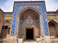 Jameh Mosque of Isfahan, Iran (CamelKW) Tags: 2017 abyana iran isfahan kashan