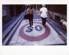 Milano (Valt3r Rav3ra - DEVOted!) Tags: fuji fujiinstaxwide300 analogico analogica analog analogue instantfilm instantcamera instax valt3r valterravera visioniurbane urbanvisions streetphotography street milano